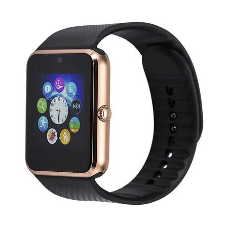 Smart Watch GT08 смарт часы-телефон с фронтальной камерой