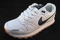Кроссовки женские Nike кожаные белые (р.36,37,38,39,40)