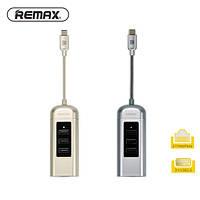 Концентратор Remax Hub 3USB + Ethernet RU-U4