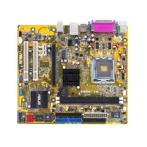 Материнская плата Asus P5RD1-VM, s775