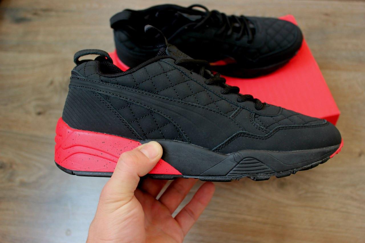 Мужские кроссовки Puma r698 highsnobiet (Реплика ААА+)