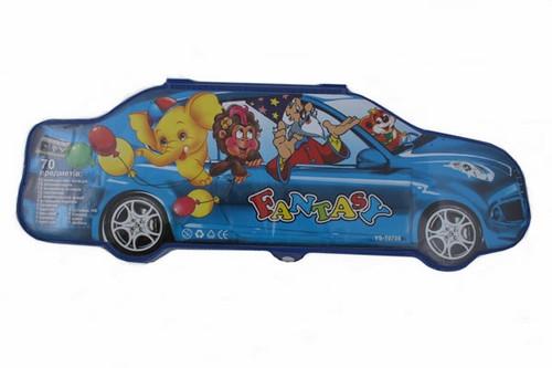 Набір для малювання Автомобіля (70 предметів)