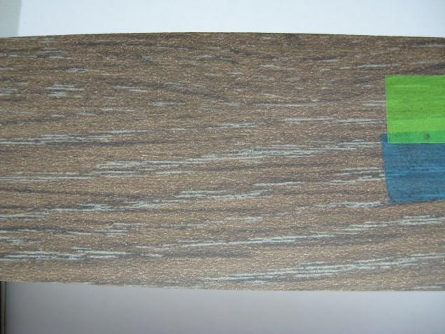 Плинтус ламинированный MDF FU60L FOEI246 Дуб Роблє винтаж (арт.534030)