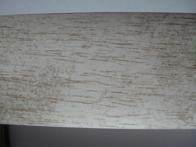 Плинтус ламинированный MDF FU60L Дуб коттедж белый (арт.534029)