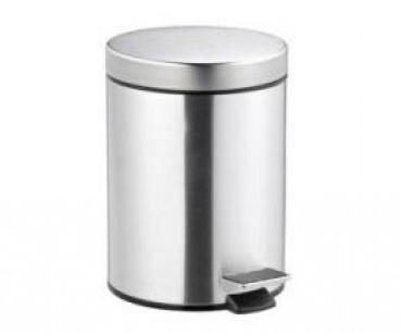 Металлические ведра для ванной комнаты