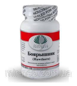 Боярышник Hawthorne Berries Альтера Холдинг Формула Здоровья - Продукция для здоровья в Киеве