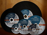 Круги відрізні ІАЗ ф115-ф400
