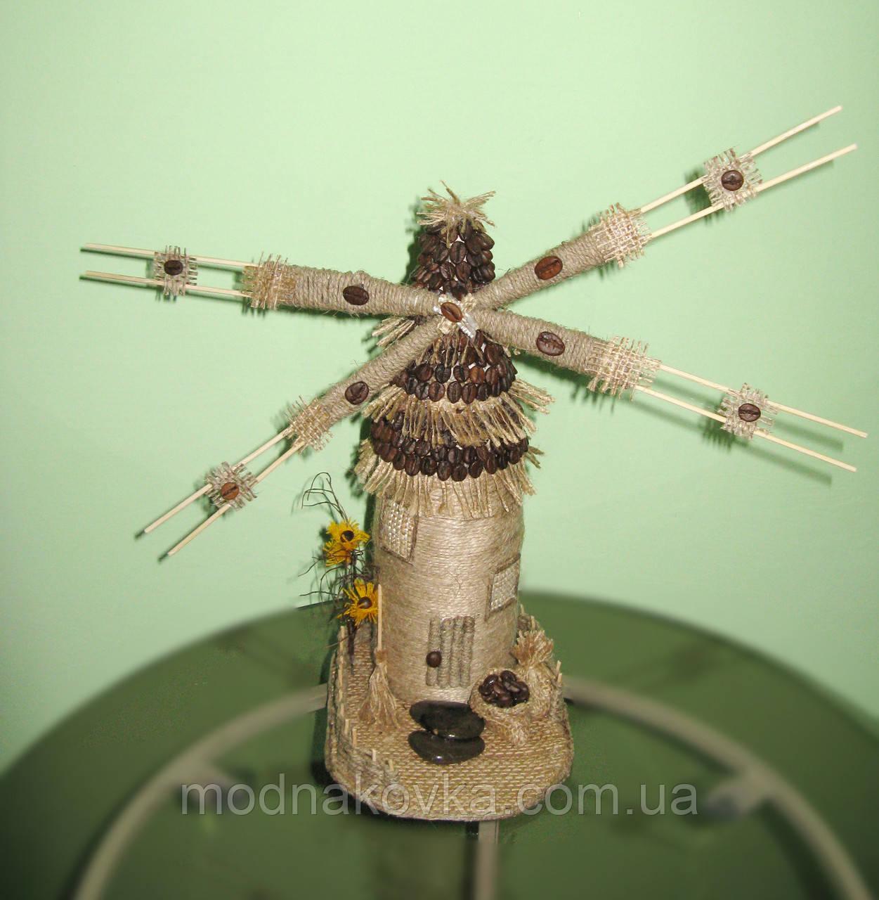 Декоративная Мельница малая