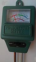 Измеритель кислотности ( от 3 до 10 рН ) и влажности грунта МР-330, фото 1
