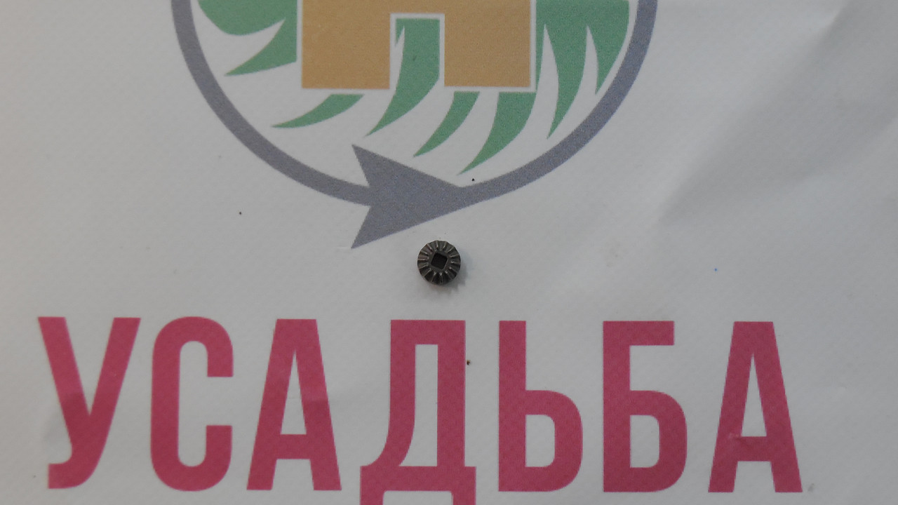 Шестерня коническая натяжки цепи на бензопилу Vitals,Sadko, Foresta, Днипро, Кентавр, Forte, Бригадир