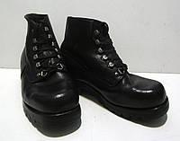 Ботинки трекинговые GRD DRG 25 см, Кожа