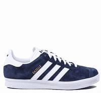 Мужские кроссовки Adidas Gazelle Navy