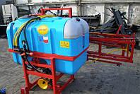 Опрыскиватель штанговый Jar-met на 600 л штанга 12 м ; 14 и 14+стабилизация