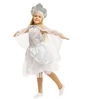 Детский маскарадный костюм Принцессы, Царевны Лебедь, Зимушка-Зима (110-134 рост) — купить в Розницу в одессе 7км