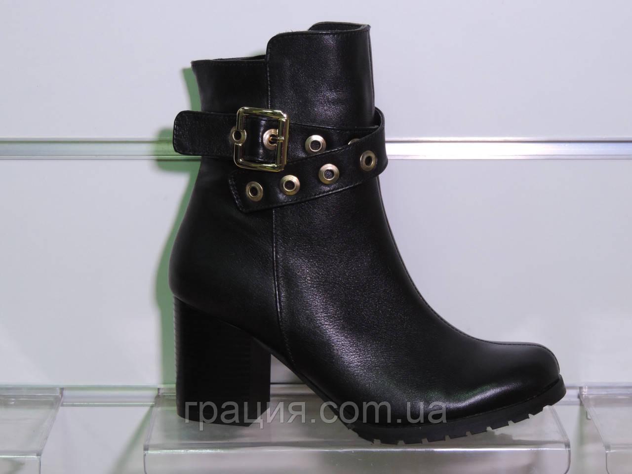 4a4d236d9 Стильные молодежные кожаные ботинки зима: продажа, цена в Конотопе ...