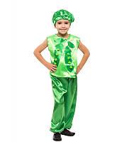 Детский маскарадный костюм Гороха Фасоли (110-128 рост) — купить в Розницу в одессе 7км