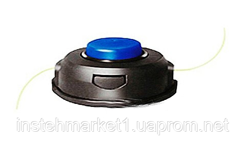 Косильная головка для триммера Forte DL-1240 (2.4 мм х 3 м) полуавтоматическая, фото 2
