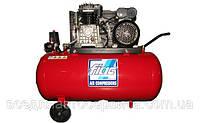 Компрессор FIAC поршневой с ременным приводом, Vрес=100л, 360л/мин, 380V, 2,2кВт (AB100/360/380-СНГ)