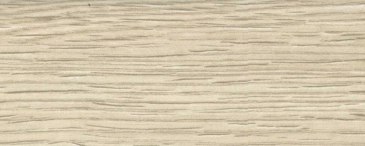 Плінтус ламінований MDF FU60L Дуб білий (арт.529900)