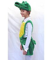 Детский маскарадный костюм Крокодила (4 до 7 лет) — купить в Розницу в одессе 7км