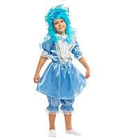 Детский маскарадный костюм Мальвины (110-128 рост) — от компании Discounter.top