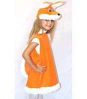 Детский маскарадный костюм Белочки сарафан (110-128 рост) — купить в Розницу в одессе 7км