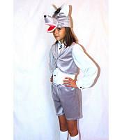 Детский маскарадный костюм Волка №2 (4 до 7 лет) — от компании Discounter.top