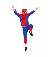 Детский маскарадный костюм Человека - паука (104-128 рост) — купить в Розницу в одессе 7км