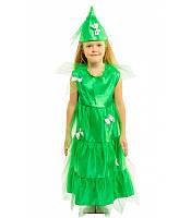 Детский маскарадный костюм Ёлочки (110-140 рост) — от компании Discounter.top