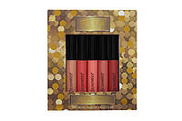 Набор блесков для губ Gold Rush Lip Gloss Collection BH Cosmetics Оригинал