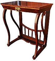 Антикварный старинный столик (Бидермейер)