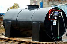 Топливная емкость БАРС-FT 16