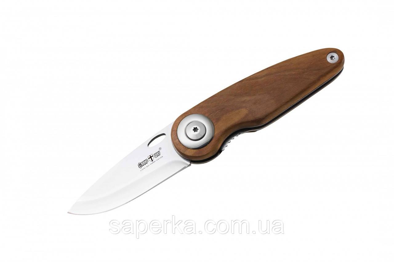 Нож складной универсальный Grand Way 001 W