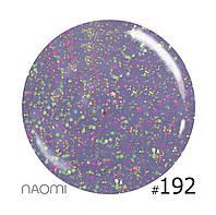 Гель-лак Naomi 6 мл. Candy Bar 192