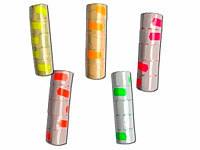 Ценники цветные фигурные длинна 3 метра