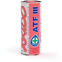 Масло для автоматической трансмиссии XADO ATF III (ж/б  1 л кругл)