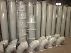 Вздуховоды из пластика 10