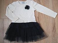 Стильное платье для девочки 3-7 лет
