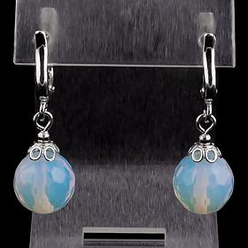 Місячний камінь, сережки