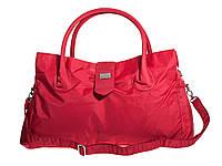 Дорожная сумка - саквояж Epol 23601 большая красная, расцветки, фото 1