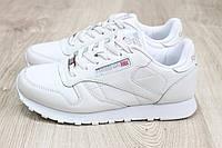 Женские кроссовки Reebok Classiс белые