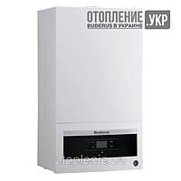 Двухконтурный газовый котел Buderus Logamax U072-24K настенный