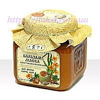 Бальзам-маска восстанавливающая  мед, арника, корень аира  350мл Биотон