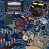 Мини-комплект Stag-300 Qmax plus 6 цилиндров, редуктор KME Gold, форсунки Hana, фильтр.