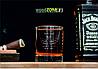 Именной стакан для виски «Лучший учитель»