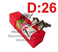 D26 Фреза для дверных и мебельных петель (Сверло Форстнера)