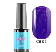 Гель-лак Naomi 6 мл. Candy Bar СВ 01