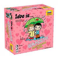 Настольная игра Love is Шалости 10+ 2-6 игроков