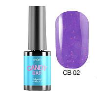Гель-лак Naomi 6 мл. Candy Bar СВ 02