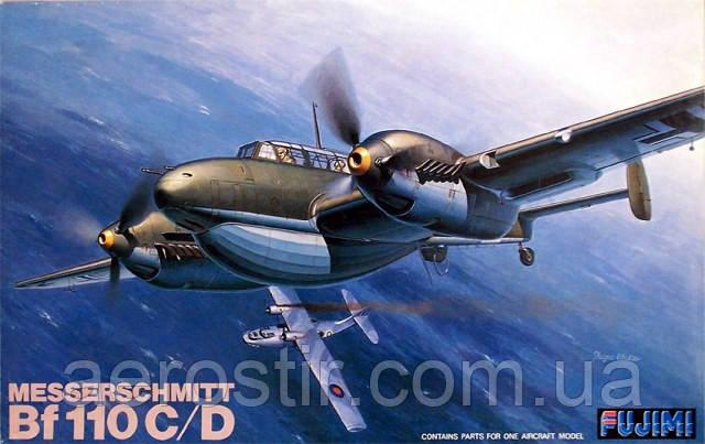 Messerschmitt Bf110 C/D 1/48 FUJIMI Q2